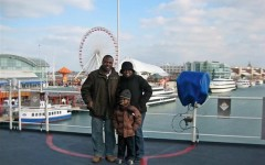 Kweku's Chicago: At Navy Pier with Family