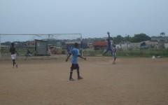 Soccer in Accra
