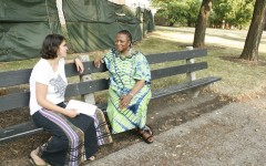 Tara W. interviews Funeka S. (South Africa)