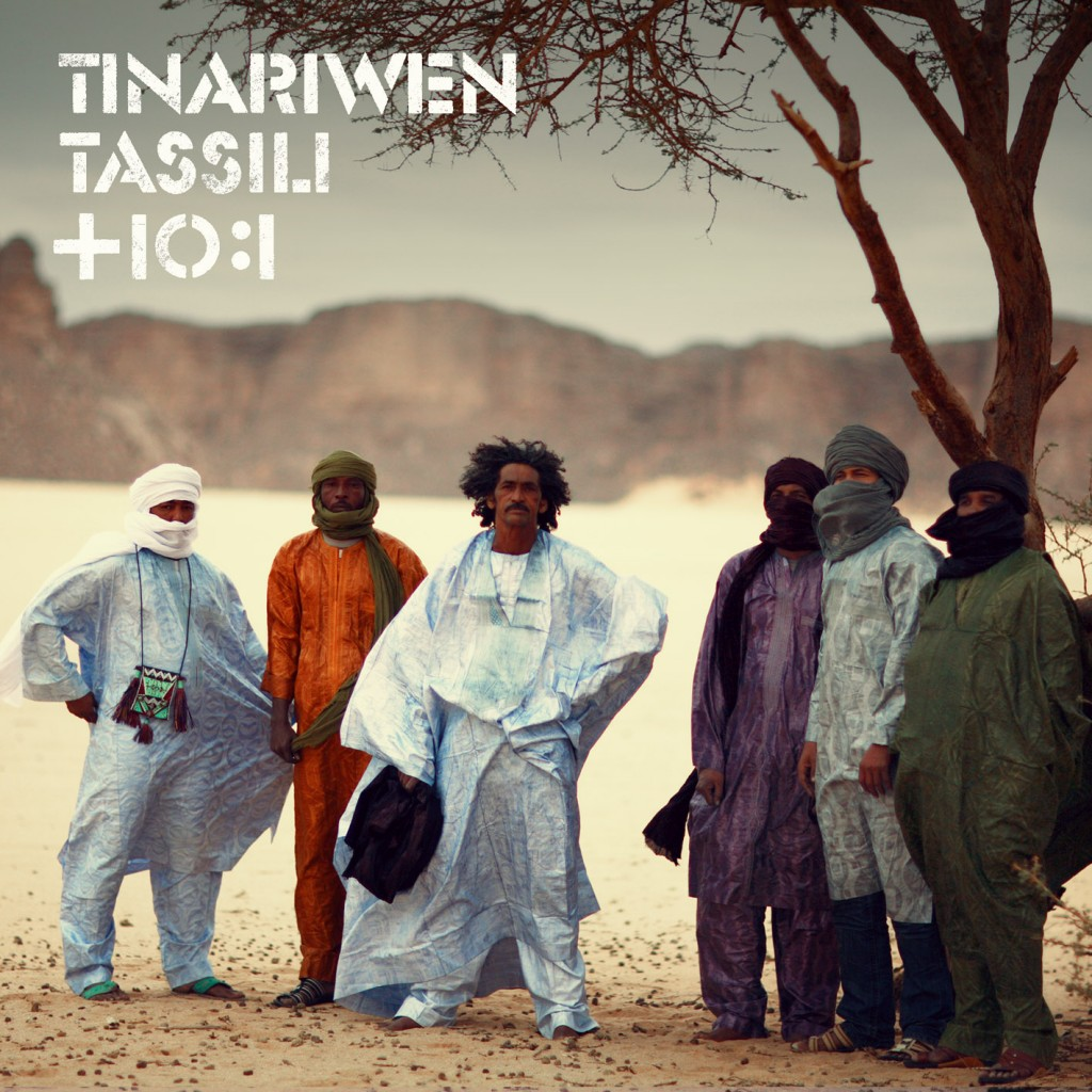 New album Tassili by Tinariwen