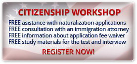 Citizenship Workshop